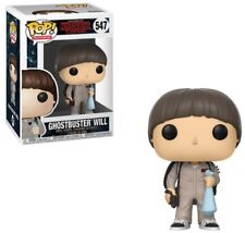 Funko POP ! Ghostbuster Will 547 - Stranger Things - SUBITO DISPONIBILE!