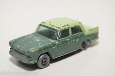 LESNEY 29 AUSTIN A55 CAMBRIDGE TWO TONE METALLIC LIGHT GREEN EXCELLENT CONDITION