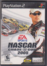 NASCAR 2005: Chase for the Cup (Sony PlayStation 2, 2004) ~ Used Complete ~