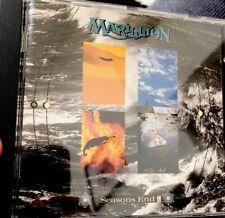 CD: Marillion Season's End 1989 Original Fish Genesis