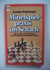 Mittelspielpraxis im Schach, GM Ludek Pachman, Heyne Verlag 1980
