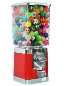 Toy / Bouncy Ball / Gumball / Gobstopper 20p - Coin Operated Vending Machine