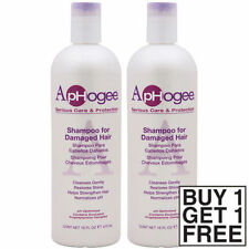 Aphogee Shampoo For Damage Hair 473ml (Buy 1 Get 1 Free)