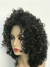 New High Quality Women Fashion Synthetic Curly Wig 14 inches