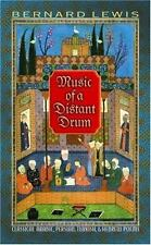 Music of a Distant Drum: Classical Arabic, Persian, Turkish, and Hebre-ExLibrary