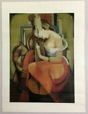 Rafael Limited Edition Signed Giclee on Canvas 17/60 by Rafael Saryan