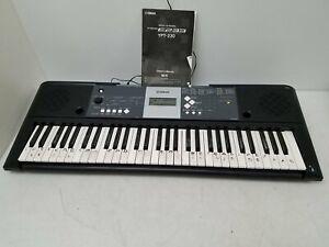 Yamaha YPT-230 MIDI Electronic Digital Keyboard / Piano