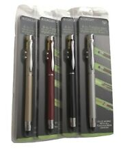 Stylus Pen 4 in 1 Multifunctional Light/Laser/Stylus Pen - Black Ink