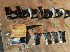 6 Vintage Barn Door Catch Automatic Latch & 5Automatic Window Catches
