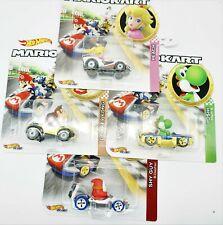 Hot Wheels Mario Kart Die-Cast zur Auswahl Neu zB. Peach Shy Guy Johsi Toad