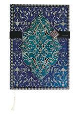 Carnet exclusif Orfebre bleu avec Boucle en cuir A 4 Tagebuch