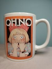 Vintage Mary Engelbreit- Oh, No - Coffee Mugs