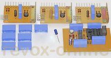 470nF X2-Entstörkondensatoren für Studer Revox A700 plus Elko, 7 Stück