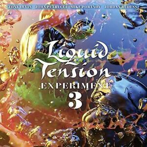 LIQUID TENSION EXPERIMENT-LTE3 CD NEUF