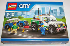 LEGO City 60081 PICK UP TOW TRUCK.  New in box sealed. Express post option. *
