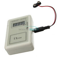 Portable Frequency Counter Digital LED for Calibrate Calibration Remote Control