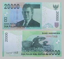 Indonesia/Indonesia 20000 rupia 2016 unz.