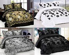 WÄHLBAR 3Tlg Tagesdecke Bettüberwurf Decke 230 x 250cm Gesteppt + 2 Kissenbezüge