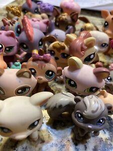 Littlest Pet Shop Set 27 Pieces Cats, Dogs, Creatures