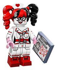 LEGO 71017 MINIFIGURES THE LEGO BATMAN #13 Nurse Harley Quinn