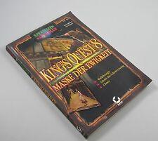 Lösungsbuch Lösung Spieleberater zu Kings Quest 8