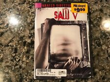 Saw V Dvd! 2008 Slasher! (See) Hostel Part II The Strangers & The Collecter