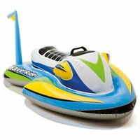 """Intex Wave Rider Ride-On,Kids Inflatable Pool Float 46"""" X 30.5"""", for Ages 3+"""