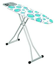 44 Inch Heavy Duty Steel Ironing Board With Cover,Large,Made In Turkey