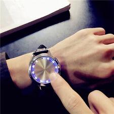 Fashion Waterproof LED Watch Men  Women Lovers Watch Smart Electronics Watches