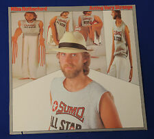 Mike Rutherford - Acting Very Strange - LP Record/Vinyl Atlantic Rec. (Cut-Out)