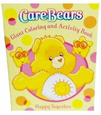Care Bears Coloring and Activity Book