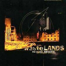 NO NAME DESIRE wastelands CD Digipack 2004 LTD.1000