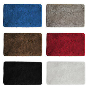 Luxury Soft Plush Shaggy Bath Mat, Thick Fluffy Microfiber Bathroom Rug, Mary