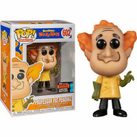 Wacky Races Pat Pending NYCC 2019 FUNKO POP VINYL New in Mint Box + Protector