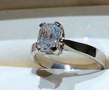 Cushion VS1 Fine Diamond Rings