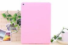 Rubber Silicone Soft TPU Back Case Cover For Apple iPad 2 3 4 Mini 2 3 Air Air2
