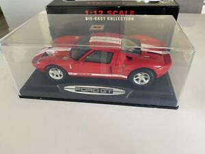 Motor Max Ford GT Concept 1:12 Diecast As New