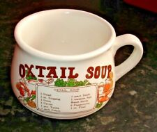 Oxtail Soup Recipe Bowl