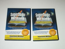 SuperSonic Writing DVDs & Printable CD by Howard Berg