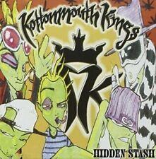 Kottonmouth Kings - Hidden Stash CD New Sealed Plastic Head Records