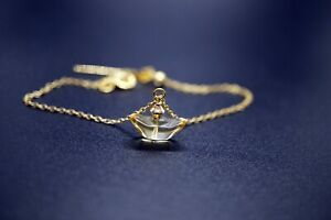 Citrine Charm Bracelet Ingot Citrine Goldfilled Bracelet Adjustable Bracelet Her