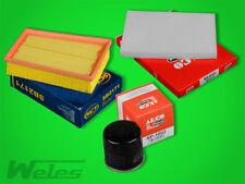 FS344 INSPEKTIONSPAKET Luftfilter Ölfilter Pollenfilter NISSAN QASHQAI 1,6 2,0
