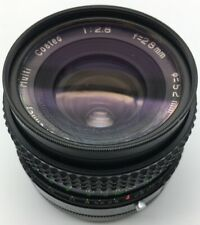 JC Penney 1:2.8f =28 mm  52mm  Multi Coated Lens For Canon FD Mount C01