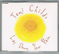 Toni Childs - Lay Down Your Pain + 3 Titel / Maxi CD von 1994