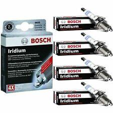 Bujías Set 4x 0242140535 Bosch 12122158165 ZR6SPP302 Calidad Reemplazo