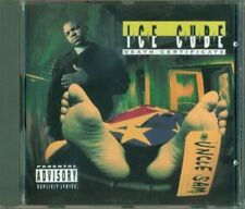 RARE  ICE CUBE  ( DEATH CERTIFICATE ) CD album 18 TITRES 1991 RAP US
