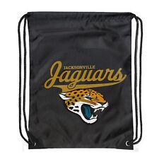 """Football Licensed Jacksonville Jaguars Backsack Team Spirit 17.5"""" x 13"""" Gym bag"""