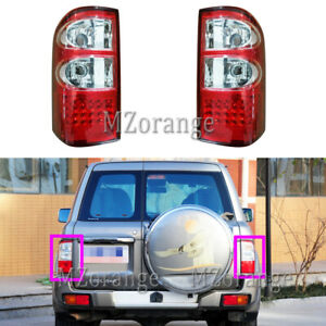 Left Right Side LED Rear Tail Light Lamps for Nissan Patrol Y61 GU 1998-2004 AU
