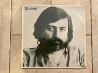 Francesco Guccini _ Guccini _ Disco LP Vinile 33 giri _ 1983 Emi Prima Stampa