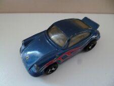 Porsche Carrera - Blue - Hot Wheels - China